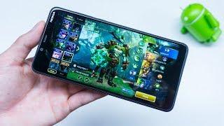 Trời Ơi Tin Được Không! Nokia 3.1 Plus chiến Liên Quân Mobile 30 Phút chỉ tụt 3% PIN| LKCN