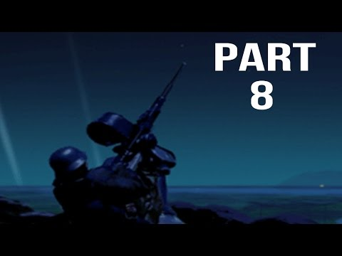 Medal of Honor Frontline Gameplay Walkthrough Part 8 - Clipping Their Wings