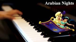 Disney (디즈니) - Aladdin(알라딘) - Arabian Nights (Piano Cover.)