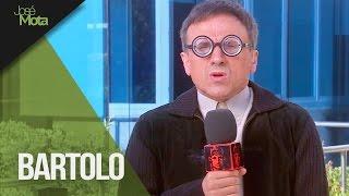 Bartolo, reportero de Al Rojo Vivo   José Mota