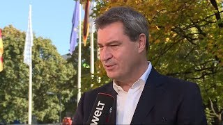 BAYERN VOR WAHL: Bei Markus Söder stirbt die Hoffnung zuletzt