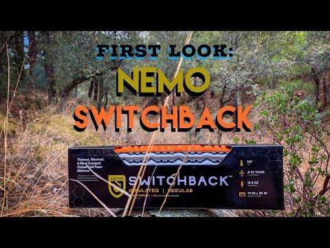 Nemo Switchback: Ultralight Sleeping Pad