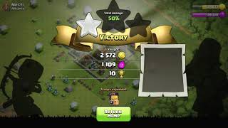 F2P Clash Of Clans Speed Run Day 3! Going to Th5!