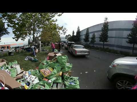 Redwood Empire Food Bank 360 video