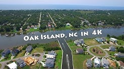 OAK ISLAND, NC IN 4K