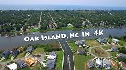 OAK ISLAND, NC IN 4K
