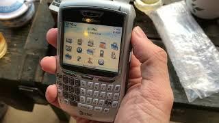 BlackBerry 8700c Quang3G