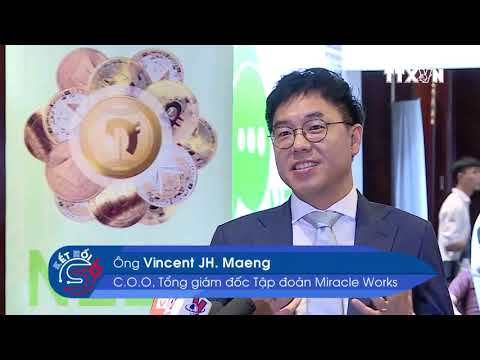 NEEO News on Vietnam News Agency Television_Sep 16, 2018