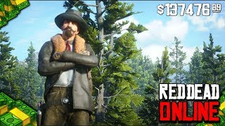 *NEW* Unlimited Money Glitch in Red Dead Online! RDR2 Online Money Guide! (RDR2 Online)