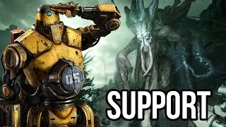 Evolve Gameplay Walkthrough - SUPPORT SUPREMACY!! - Part 4 (XB1/PS4/PC 1080p HD)