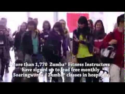 Zumba KIPP Raices Academy in LA