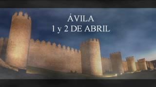 Encuentro para alumnos de 1º y 2º de ESO, Ávila, del 31 de marzo al 2 de abril