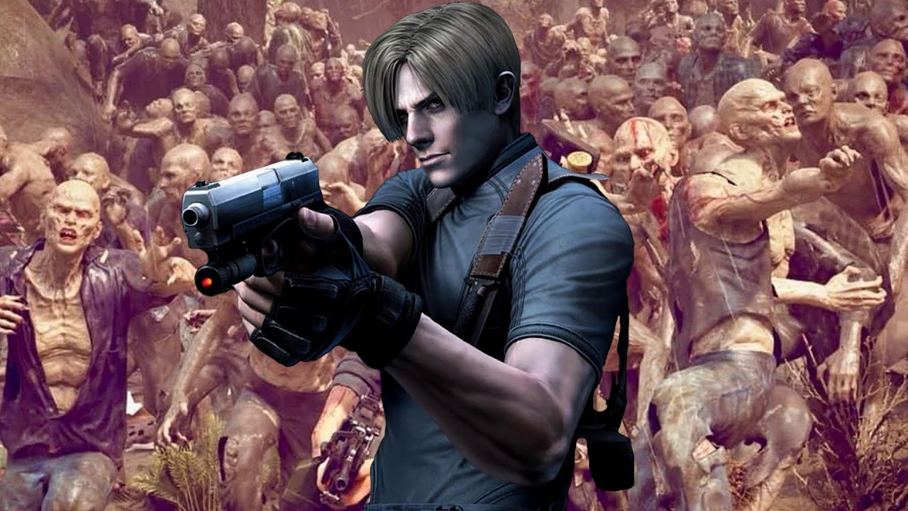 Capcom If You Are Remaking Resident Evil 4 Then Don T Cut Out