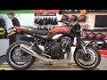 Kawasaki Z 900 RS no teste de usuário do MotoSA