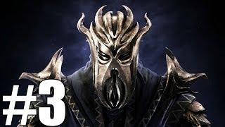Прохождение TES V: Skyrim - Dragonborn #3 (Освобождаем людей)