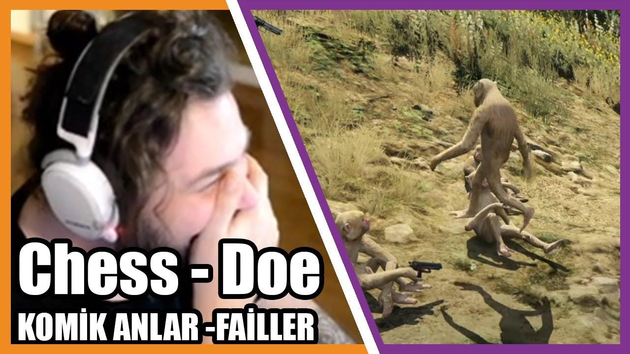 Download Elraenn - Chess ve Doe'nin Komik Anlarını İzliyor EightbornV