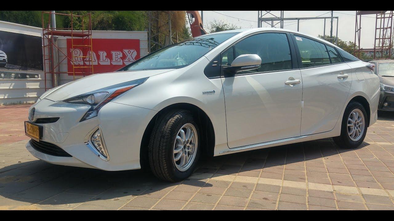 מתוחכם Toyota Prius 2017 - YouTube CL-91