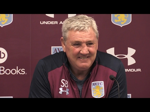 Steve Bruce Full Pre-Match Press Conference - Aston Villa v Ipswich
