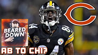 Chicago Bears: Should the Bears trade for Antonio Brown? (2019)