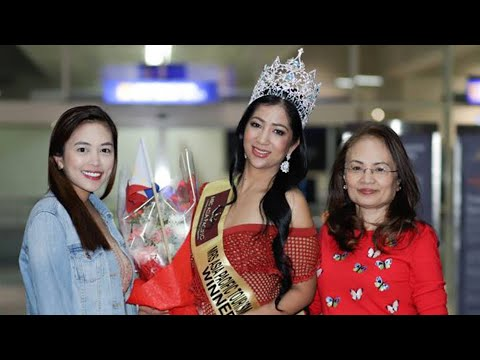 Philippines wins Mrs. Asia Pacific Tourism 2018 in Malaysia