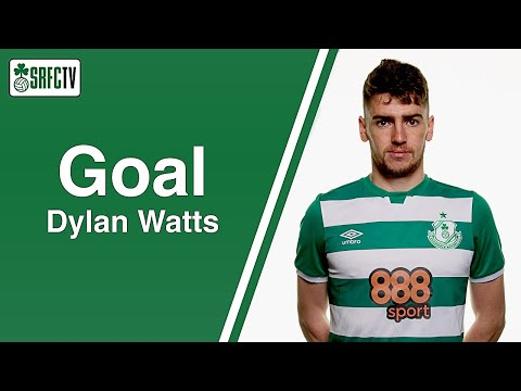 Dylan Watts v Galway United | FAI Cup 1st Round | 23 July 2021
