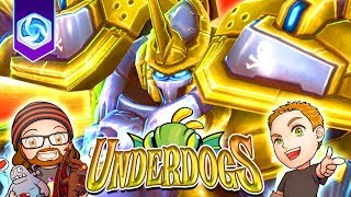 The Underdogs | MFPallytime, Mewnfare & Horsepants | Heroes of the Storm