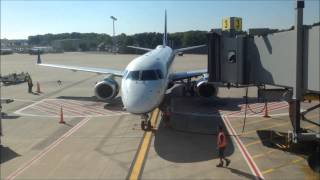 25 minutes of gate spotting at Bradley International Airport
