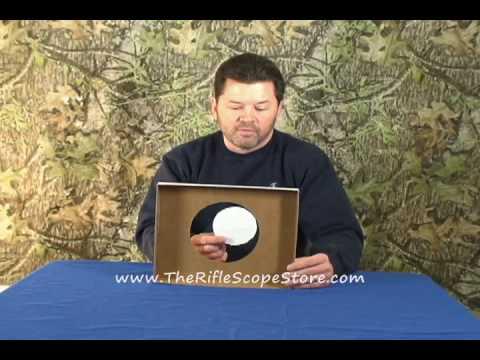windage and elevation adjustment tips youtube