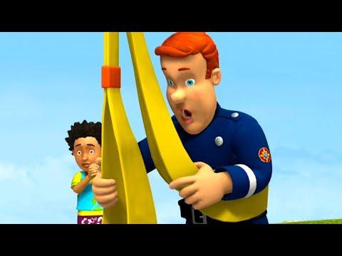 Fireman Sam ⭐️ One Way Street 🔥 Training At The Fire Station! 🔥Kids Cartoons!