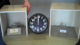 American Clay Humidity Demonstration