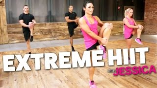 EXTREME HIIT with Jessica - DVD Review #1 (Dance Fitness with Jessica)
