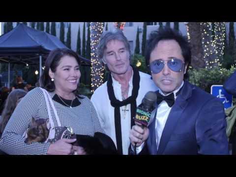 Jaime Monroy, Ronn Moss & Devin De Vasquez at Hollywood Walk of Fame Honors -  JLP