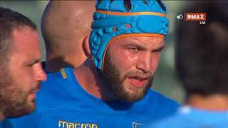 Rugby:Test match ITALIA VS ARGENTINA ultimi 10 minuti