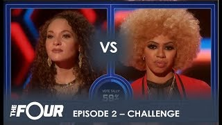Download lagu Chyenne vs Lex Pop vs Hip hop Battle And Zhavia Is NOT HAPPY With The Result S1E2 The Four