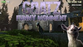 GoatZ - Funny Moments - !הליכת ירח