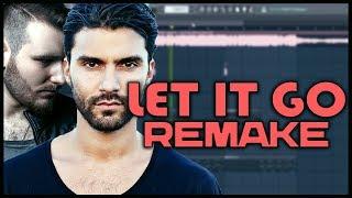 R3HAB x Skytech - Let It Go [Free FLP] (Gokshata Remake)