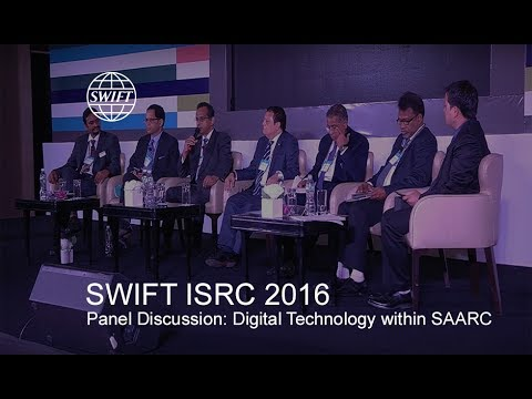 ISRC2016 - Panel Discussion: The Rising Importance of Digital Technology within the SAARC