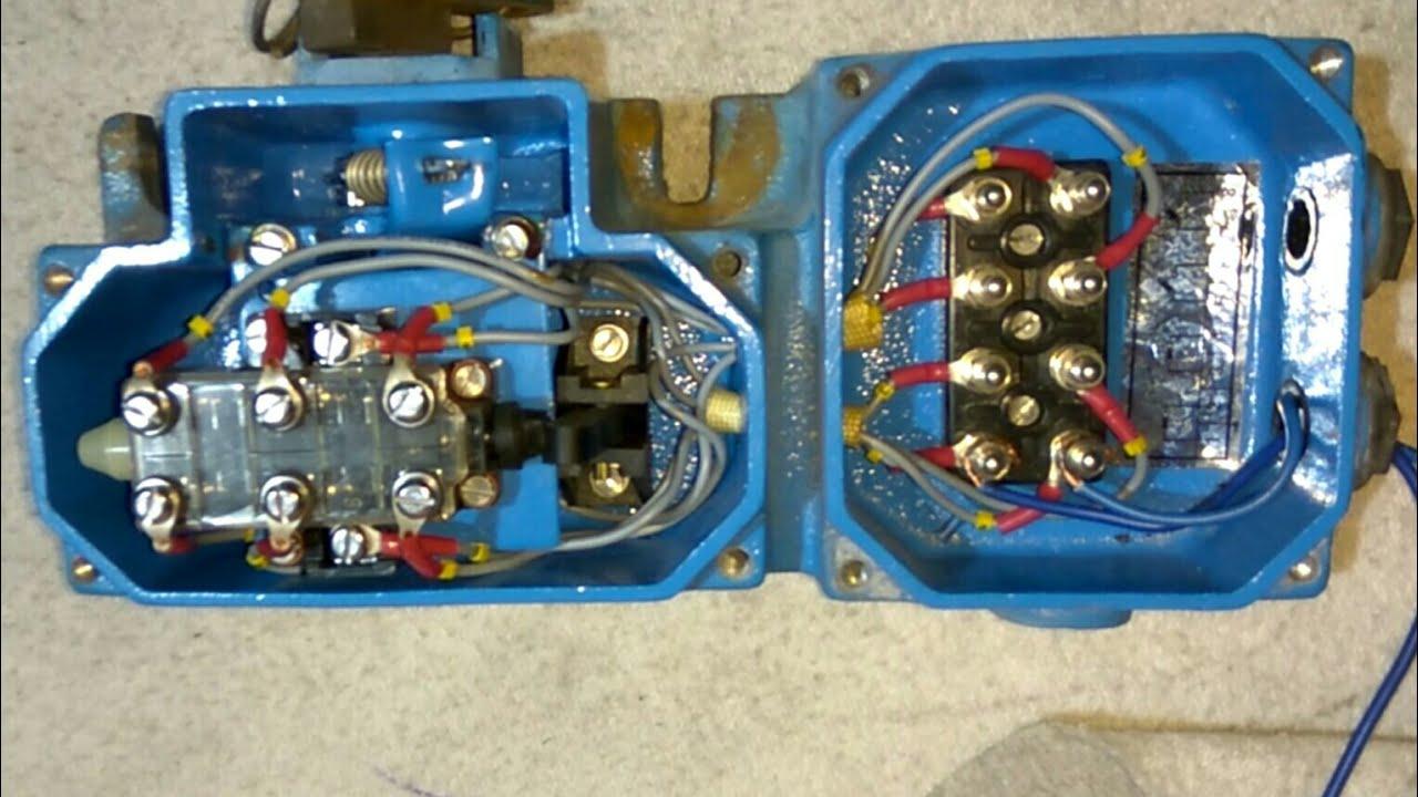 small resolution of pull cord switch conveyor belt working kaise karta hai electric guru