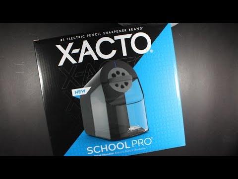 Download X-Acto School Pro Electric Pencil Sharpener Review