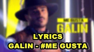 GALIN - #MeGusta Lyrics █▬█ █ ▀█▀ / Галин - #MeGusta, Lyrics