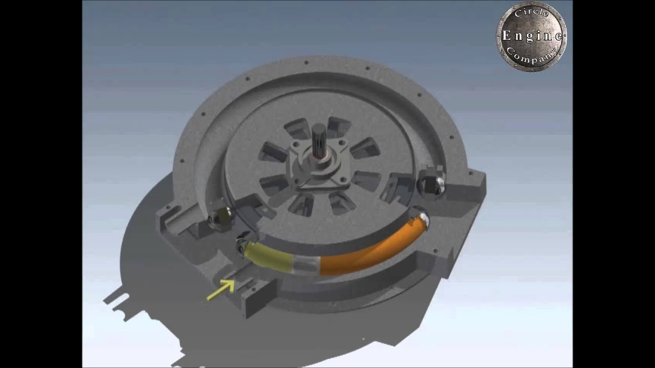 Rotary Internal Combustion Engine Youtube Diagram For Idiots