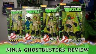 Teenage Mutant Ninja Turtles: Ninja Ghostbusters Review  / Unboxing & Review