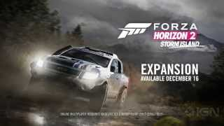 Forza Horizon 2 - Storm Island Expansion Trailer