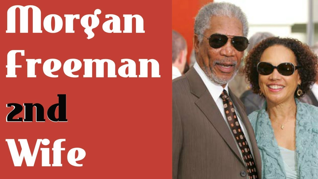 Morgan Freeman 2nd Wife Myrna Colley Lee 2017 Myrna