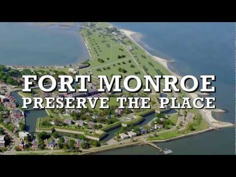 Fort Monroe: Preserve the Place