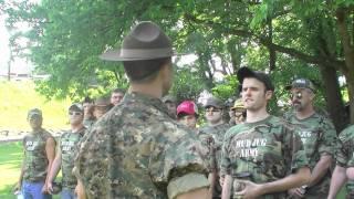 Sgt. Spitter's Dip Training 201 - Ytdr 2011