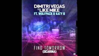 Dimitri vegas - Find tomorrow (radio edit) 2014