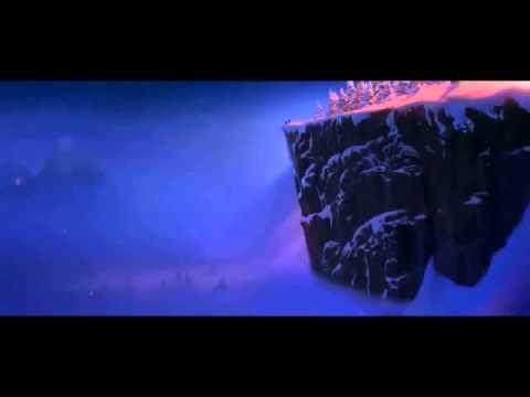 Frozen   Marshmallow Chase Scene