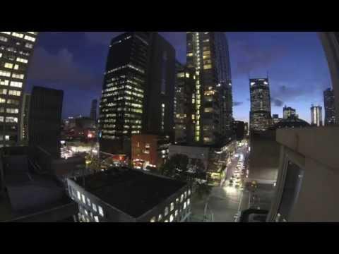 time lapse Melbourne Little Lonsdale Str