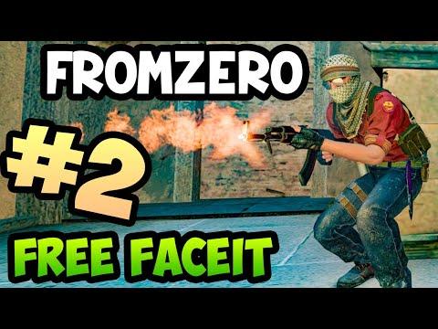 FromZero - Free Faceit Experience - Game #2 - CSGO